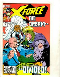 X-Force # 19 NM Marvel Comic Book Deadpool Appearance Domino Cable X-Men GK4