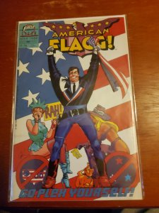 American Flagg! #50 (1988)