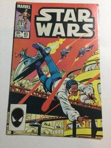 Star Wars 83 Nm Near Mint Marvel Comics