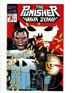 12 Comics Punisher 1 2 6 8 2099 13 Punisher 1 Holiday 1 Armory 1 Special 1+ J417
