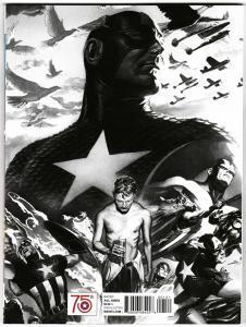 Captain America 75th Anniversary Magazine Alex Ross Variant (Marvel, 2016) NM