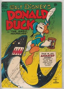 Four Color #291 (Sep-50) VF+ High-Grade Donald Duck, Huey, Dewey, Louie, Uncl...