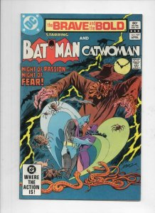BRAVE and the BOLD #197, VF/NM, Batman, CatWoman, ScareCrow, 1955 1983, DC