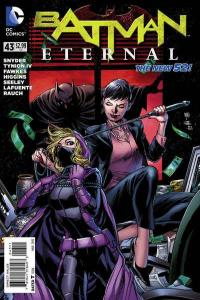 Batman Eternal #43, NM + (Stock photo)