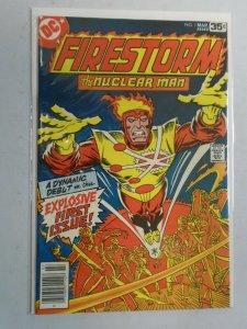 Firestorm #1 6.0 FN (1978 1st Series)