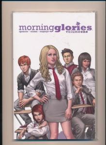 Image MORNING GLORIES Volume 1 Graphic Novel  NEAR MINT  (SRU476)