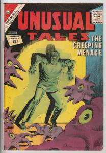 Unusual Tales #36 (Nov-62) FN/VF High-Grade