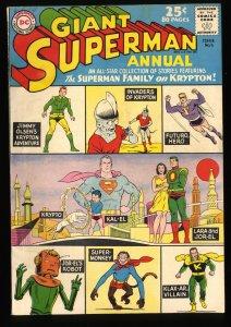 Superman Annual #5 FN 6.0 DC Comics