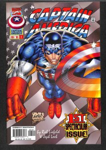 Captain America #1 (1996)