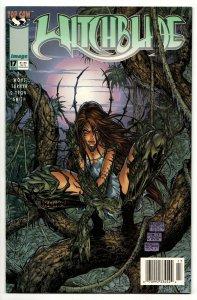 Witchblade #17 Michael Turner Art (Image, 1997) FN/VF