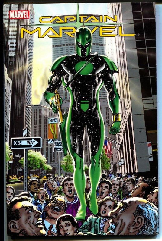 Captain Marvel: Crazy Like A Fox- Vol. 3-Peter David