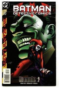 Detective Comics #737 1999 Harley Quinn cover-DC NM