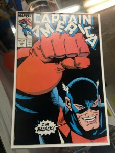 Captain America 354 VF/NM needs press Vol.1  1st app. US Agent