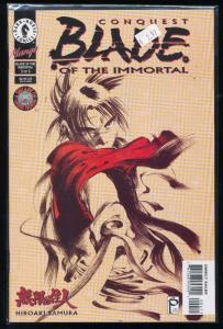 Dark Horse Manga ~ Hiroaki Samura - Blade of the Immortal #3 -- NM (HX87)