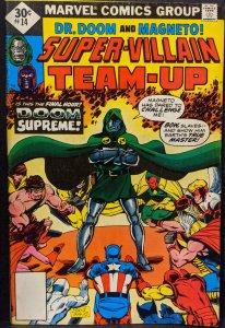 Super-Villain Team-Up #14 (1977) F