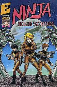 Ninja High School #28 FN; Malibu | save on shipping - details inside