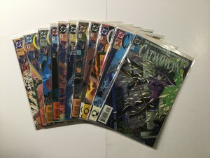 Catwoman 0 1-77 1 2 3 4 5 6 7 8 9 One Million Lot Run Set Near Mint Nm Dc Comics