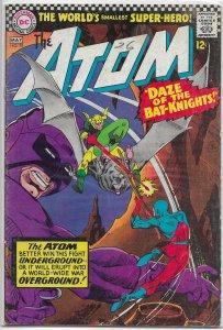 Atom   #30 GD