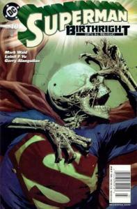 Superman: Birthright #10, NM (Stock photo)
