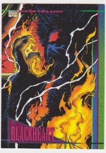 1993 Marvel Universe #51 Blackheart