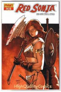 RED SONJA #31, NM, Renaud, Femme, Robert Howard, 2005, more RS in store