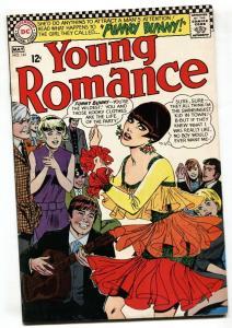 YOUNG ROMANCE #141 1967-DC ROMANCE FN