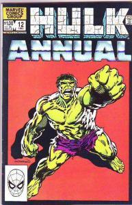 Incredible Hulk King Size Annual #12 (Jan-83) NM- High-Grade Hulk