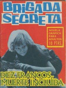 Brigada Secreta numero 166: Diez francos, muerte incluida