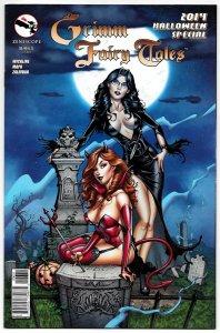 Grimm Fairy Tales Halloween Special #1 Cvr C (Zenescope, 2014) NM