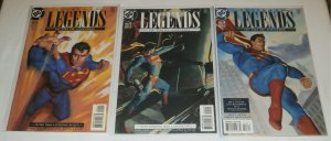 Legends of the DC Universe #1-3 Superman, Robinson/Semeiks/Neary, Ultra Humanite