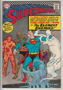 Superman #190 (Oct-66) VF/NM High-Grade Superman, Jimmy Olsen,Lois Lane, Lana...