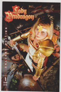 Lady Pendragon: Gallery Edition #1