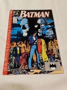 Batman 441 NM Cover by George Perez