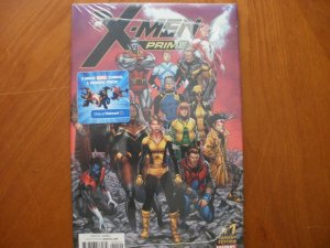 NEW Sealed Mint X-MEN PRIME Variant Edition Comic 3-Pack (SOLD OUT WALMART)