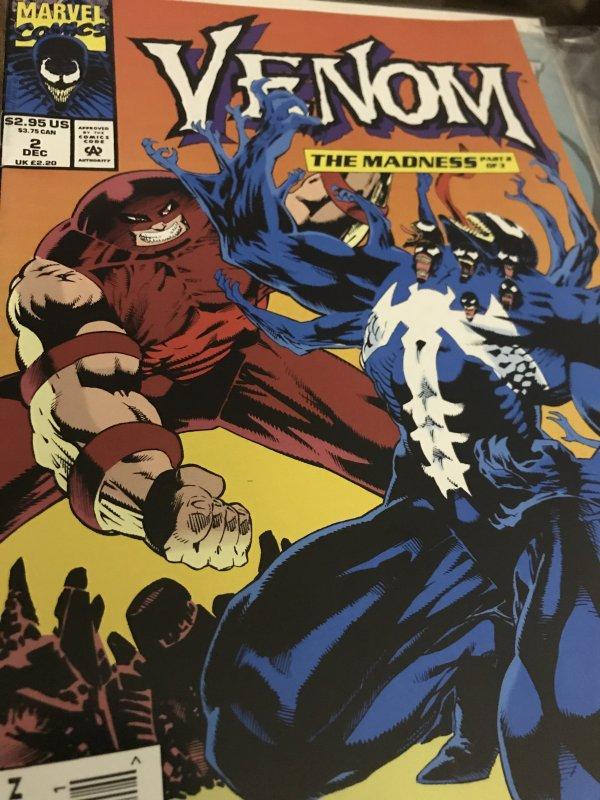 Marvel Venom #2 The Madness pt.2 Mint