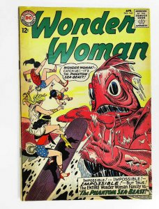 Wonder Woman (1942 series) #145, VG+ (Actual scan)