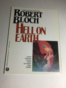 Robert Bloch Hell On Earth Nm Near Mint DC Comics Graphic Novel