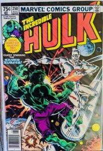 The Incredible Hulk #250 (1980)