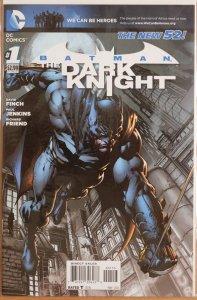 Batman: The Dark Knight #1 (2012) Near Mint 9.4 - 3rd Print