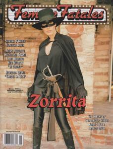 Femme Fatales (vol. 8) #16 VF/NM; Femme Fatales   save on shipping - details ins