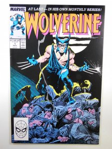 Wolverine #1 (1988) VF/NM