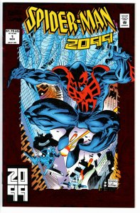 Spider-Man 2099 #1 - 1st App & Origin Spider-Man 2099- Key Issue - Film in works