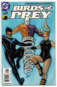 Birds Of Prey #54 (DC, 2003) VF/NM
