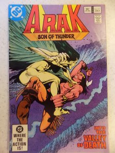 Arak, Son of Thunder #11 (1982)