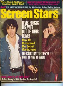 Screen Stars-Elvis-Priscilla Presley-Tom Jones-Sophia Loren-Ann-Margaret-June-19