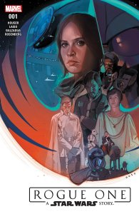 2017 Rogue One- A Star Wars Story #1