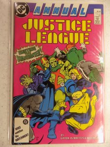 JUSTICE LEAGUE ANNUAL # 1