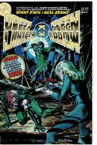 Green Lantern/Green Arrow #2 (1983) Dennis O'Neil Neal Adams Black Canary NM-