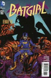 Batgirl (4th Series) #43 FN; DC | save on shipping - details inside
