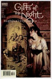 GIFTS OF THE NIGHT #1 2 3 4, NM+, John Bolton, Paul Chadwick, Vertigo in store